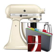 KitchenAid Artisan Food Mixer, Almond Cream