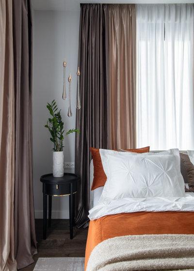 Спальня by Студия дизайна интерьера ArtGart