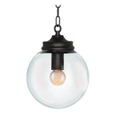 LNC   Indoor Clear Glass Globe Mini Pendant Light Shade   Pendant Lighting