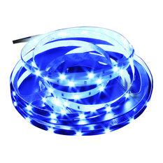 5050 36W LED Strip Light, Blue