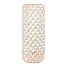 "Keane Cearmic Vase, 5""x14"""