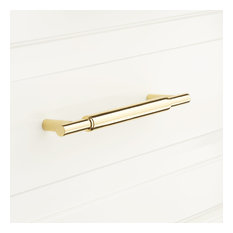Signature Hardware 945973-4 Colmar 4 Inch Center to Center Bar Cabinet Pull
