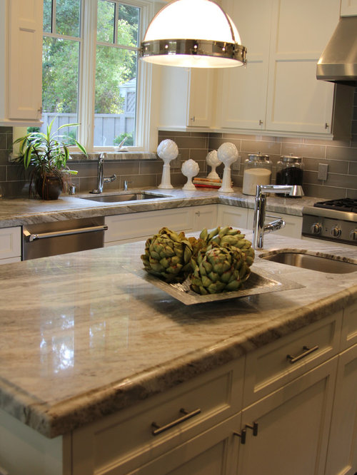 Fantasy Brown Granite Houzz