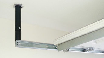 Thunder Mount Garage Systems #1 Upgrade for Door Tracks and Overhead Openers.