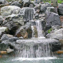 Naturalistic Water Features