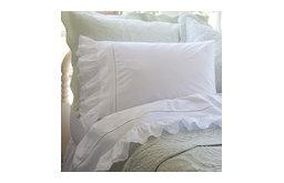 Prairie Crochet King Pillowcase Set