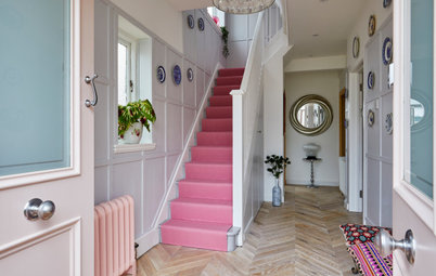 5 of the Best Before and After Hallway Transformations on Houzz