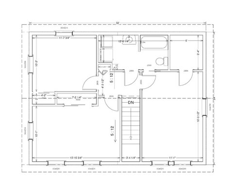Floor Plans For Bathroom With Laundry Room Image Of Bathroom And Closet
