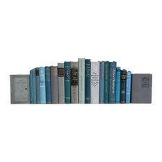 Classic Ocean Hue Book Set of 20