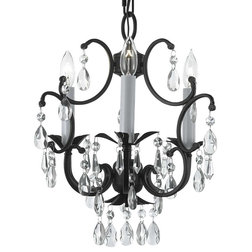 New Traditional Chandeliers by GSPN