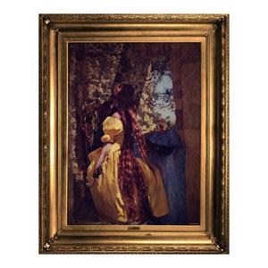 Rapunzel Canvas, 60x81 cm