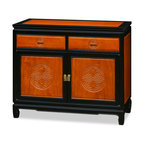 Shop houzz china furniture and arts hand painted tibetan for Asian furniture westmont il