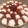 Strawberry Truffle Tart