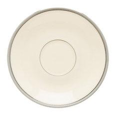 Tuxedo Plate Dinnerware Tea Saucer
