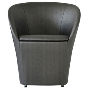 Dolcevita Eco-Friendly Leather Armchair