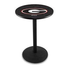 Georgia -inchG-inch Pub Table 28-inchx42-inch by Holland Bar Stool Company