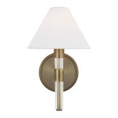 Ralph Lauren Robert 1-LT Vanity LW1041TWB - Brass
