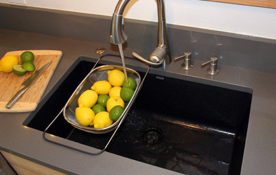 Kitchen FAQs: What's the Right Sink Material?