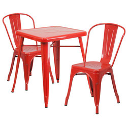 Contemporary Outdoor Pub And Bistro Sets by GwG Outlet