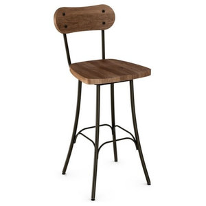 Magnificent Gdf Studio Modern Industrial Design Counter Bar Stool Alphanode Cool Chair Designs And Ideas Alphanodeonline