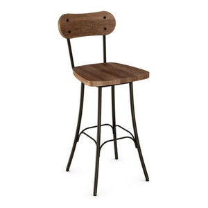 Swell Rocket Counter Stool Southwestern Bar Stools And Counter Machost Co Dining Chair Design Ideas Machostcouk