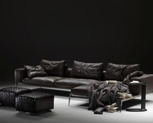Flexform sofas for Le canape flexform