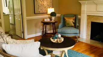 Home Staging for under $7000k!  6,800 Square foot home!