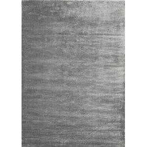 Edge Rug, Grey, 140x200 cm