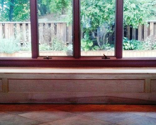 Storage Window Seat - Storage And Organization