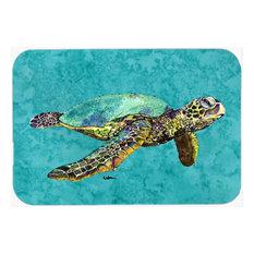 Turtle Glass Cutting Board, Large