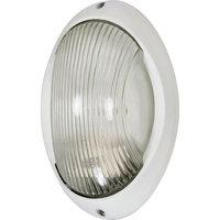 Nuvo Lighting 60/526 1 Light Oval Ambient Lighting Outdoor Bulk Head