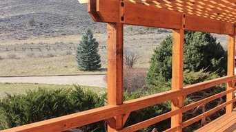 Foothills Deck and Pergola