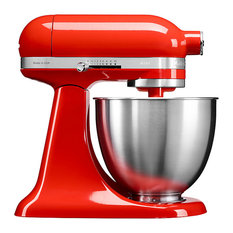 Kitchenaid 5KSM3311 3.3L Mini Stand Mixer, Hot Sauce