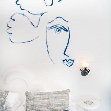 Pasitea Art Hotel - Particolare Camera da Letto
