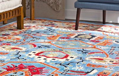 Summer Preview: Area Rugs