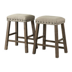 Lane Home Furnishings Charleston Backless Stools Set Of 2