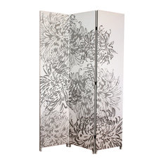 Bota Room Screen, Chrysanthemum