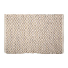 DII Stone Diamond Recycled Yarn Rug