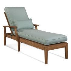 Messina Chaise Lounge - Teak