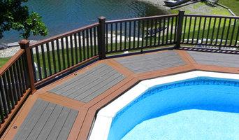 Composite Deck Cedar