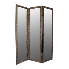 Parsons Mirror Room Divider
