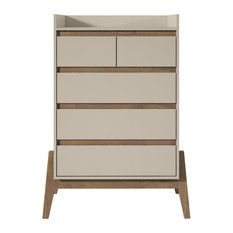 Dresser, Off White Finish
