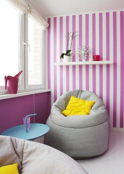 Современный Лоджия by OLGA IEVLEVA Interior design & decoration
