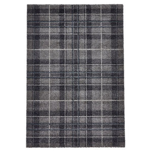 Wellness 6630 Rug, Light Grey/Blue, 120x170 cm