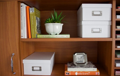 Room of the Day: A His-and-Hers Office They Both Want to Use