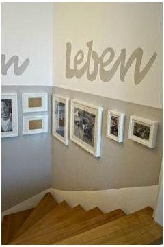 Alles In Allem: Flur, Treppenhaus Und Eingangsbereich In Einem  Einheitlichen Stil Gestalten. Dazu Gehören Auch Teppiche, Die Farblich Zur  Wandgestaltung ...