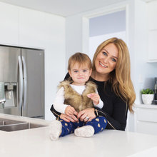 My Home Life: Nicola Cecchele's Dream Family Home in Perth