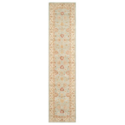 Traditional Hall And Stair Runners by Safavieh