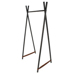 Industrial Clothes Racks by SPINDER DESIGN