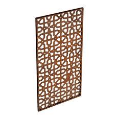 Alta Corten Steel Decorative Screen Panel, Parilla